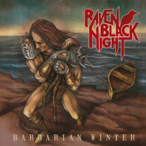 raven black night Barbarian Winter 1