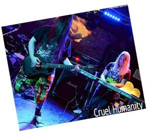Cruel Humanity Neil Mach April 2013