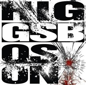 Higgs Boson album cover