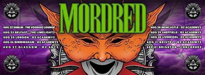 Mordred short