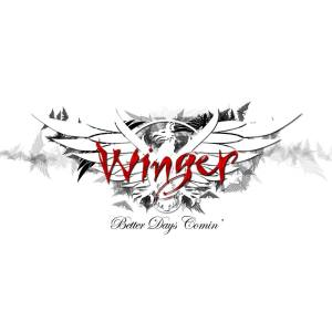 Winger - huge fountains of lava power...