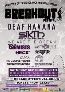 Breakout Festival Brighton