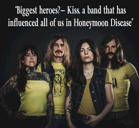 The Transcendence - Honeymoon Disease