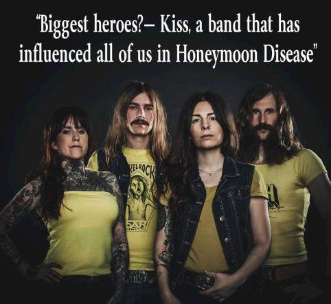 The Transcendence - Honeymoon Disease