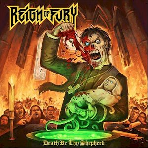 metal megalomaniacs REIGN OF FURY