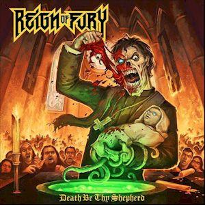 metal megalomaniacs REIGN OF FURY